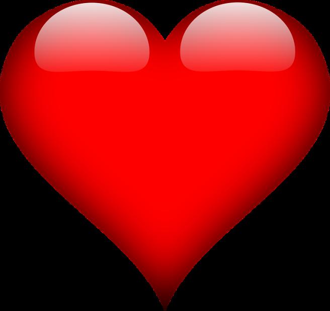 Corazón Rojo Original jpg