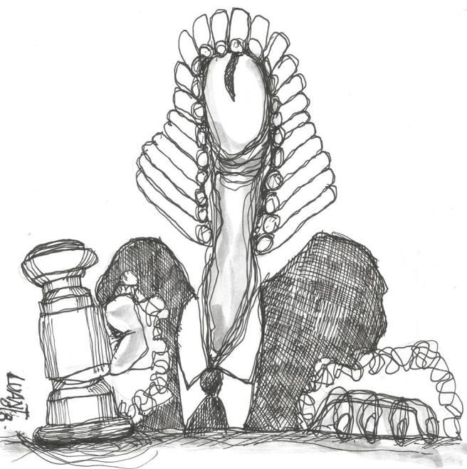 La Legalidad Intenta Atrapar la Juasticia