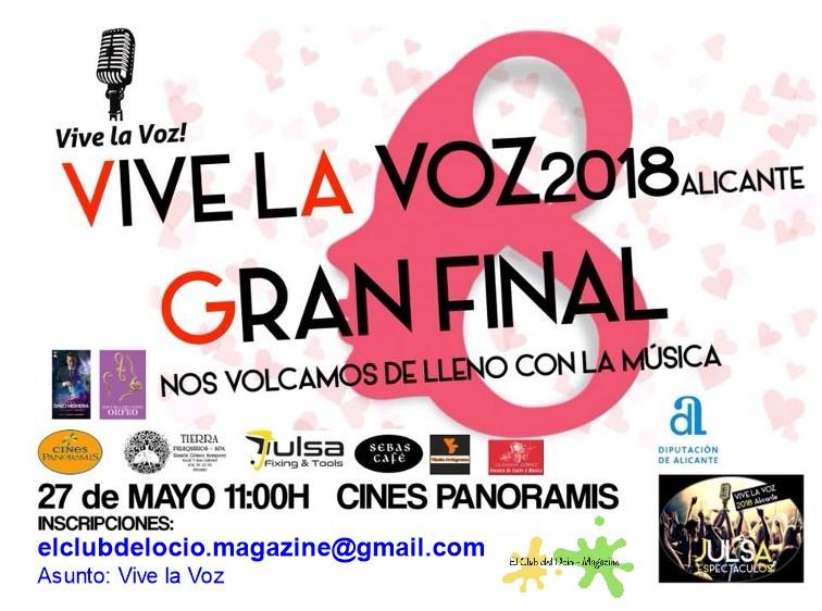 Vive la Voz y Ocio Magazine